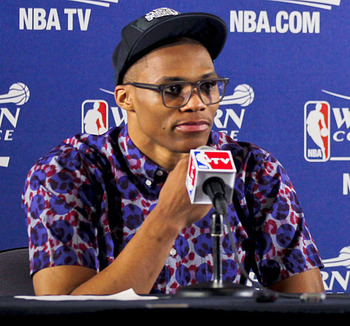 Russel Westbrook - hipster