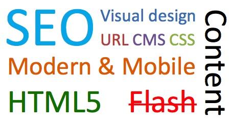 Website Redesign With SEO And Common Sense | Simo Ahava's blog