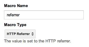 HTTP Referrer