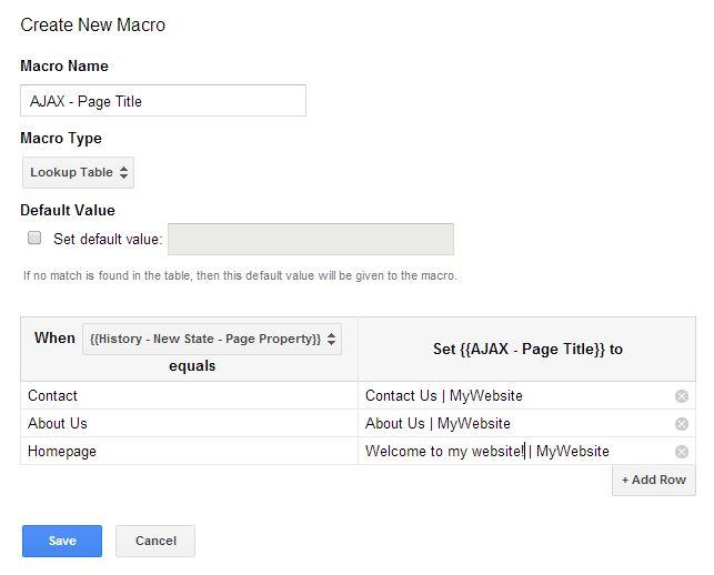 Google Tag Manager: The History Listener | Simo Ahava's blog
