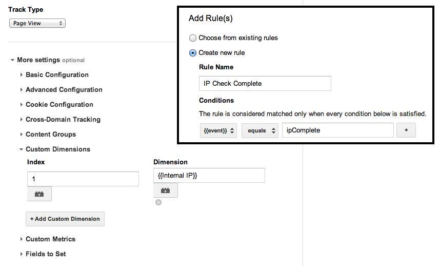 Block Internal Traffic With Google Tag Manager | Simo Ahava's blog