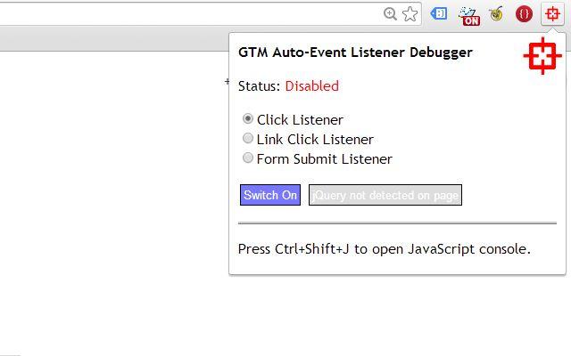 GTM Auto-Event Listener Debugger v1 1 | Simo Ahava's blog