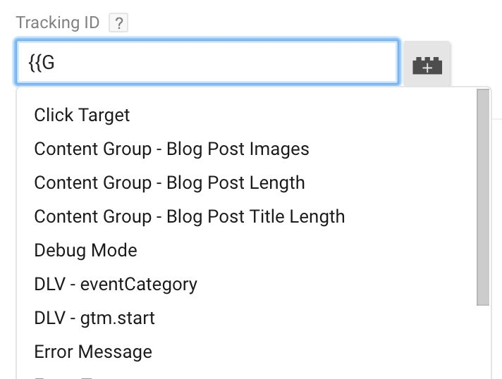 Variable Guide For Google Tag Manager | Simo Ahava's blog