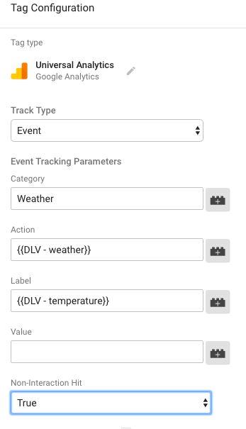 Send Weather Data To Google Analytics In GTM V2 | Simo Ahava's blog
