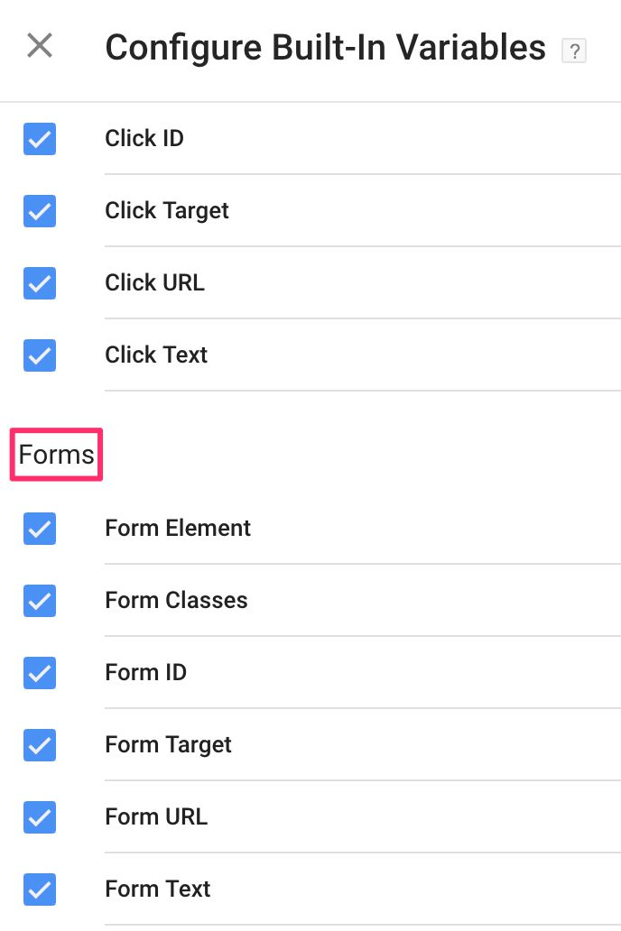 Track Form Engagement With Google Tag Manager | Simo Ahava's