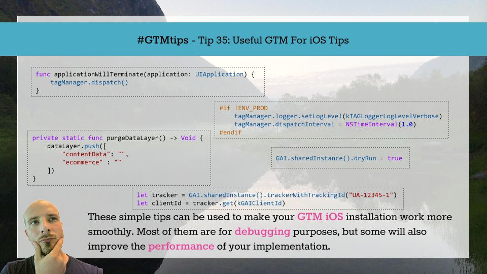 GTMTips: Useful GTM For iOS Tips | Simo Ahava's blog