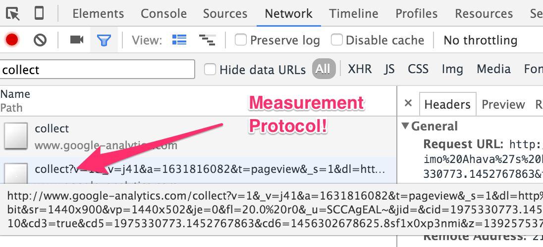 Google Analytics Endpoint Debugger   Simo Ahava's blog