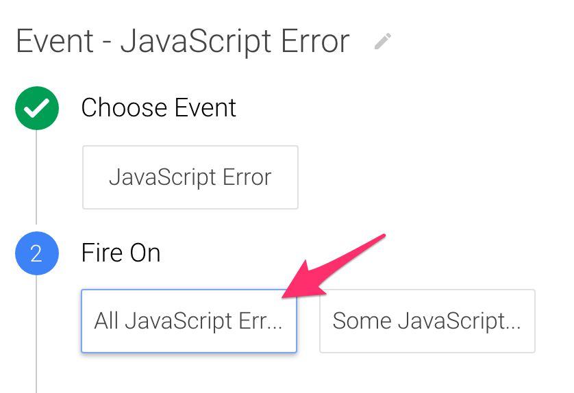 GTMTips: Track JavaScript Errors As Events | Simo Ahava's blog
