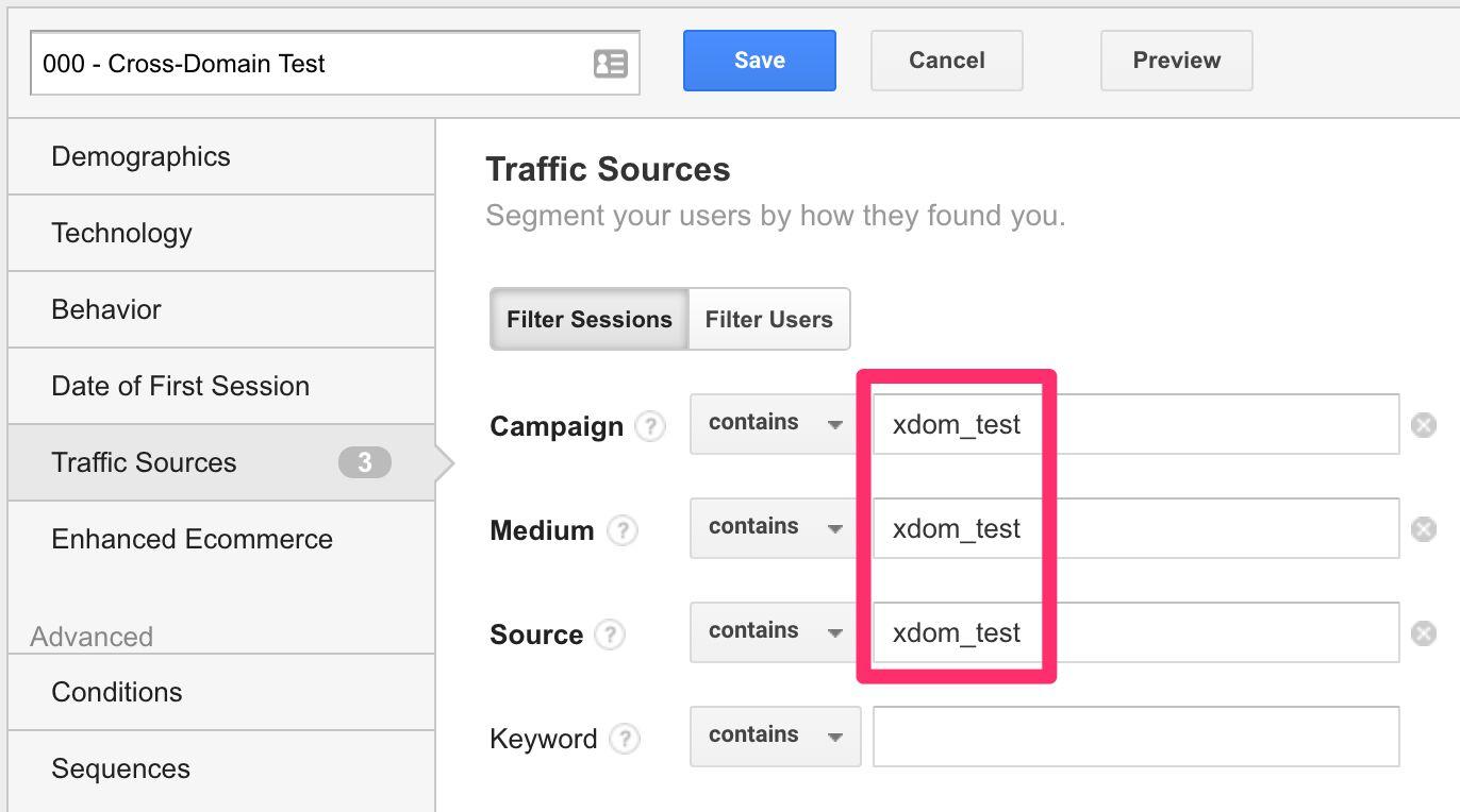 Troubleshooting Cross-Domain Tracking In Google Analytics