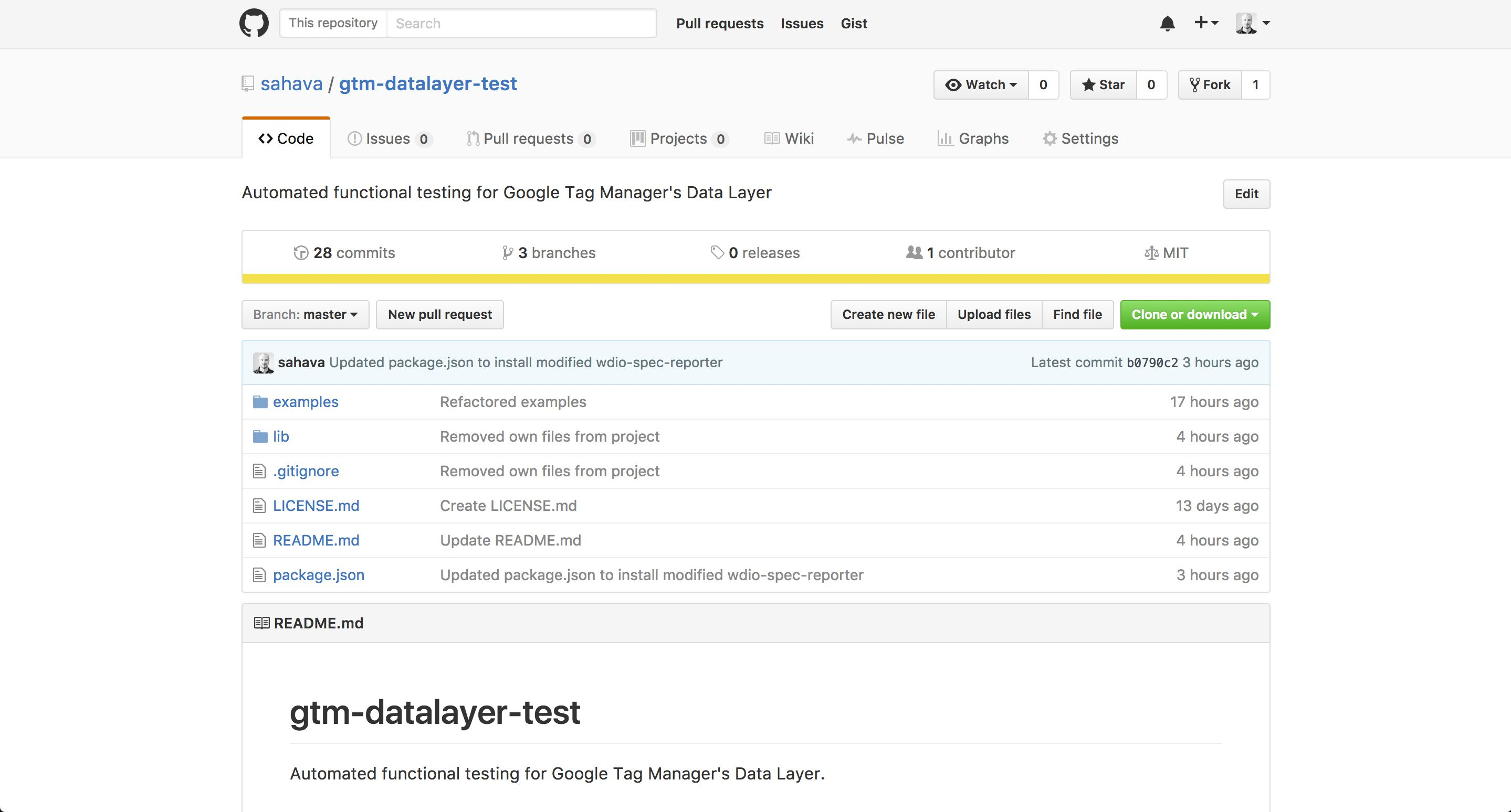 Automated Tests For Google Tag Manager's dataLayer | Simo Ahava's blog