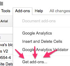 GTM Tools Add-on For Google Sheets | Simo Ahava's blog