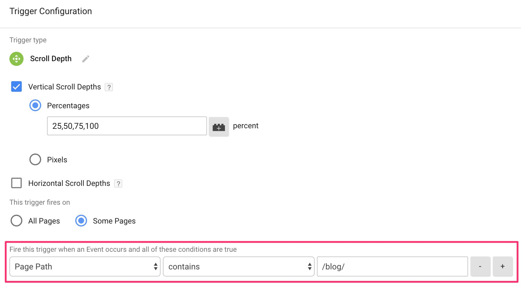 The Scroll Depth Trigger In Google Tag Manager | Simo Ahava's blog
