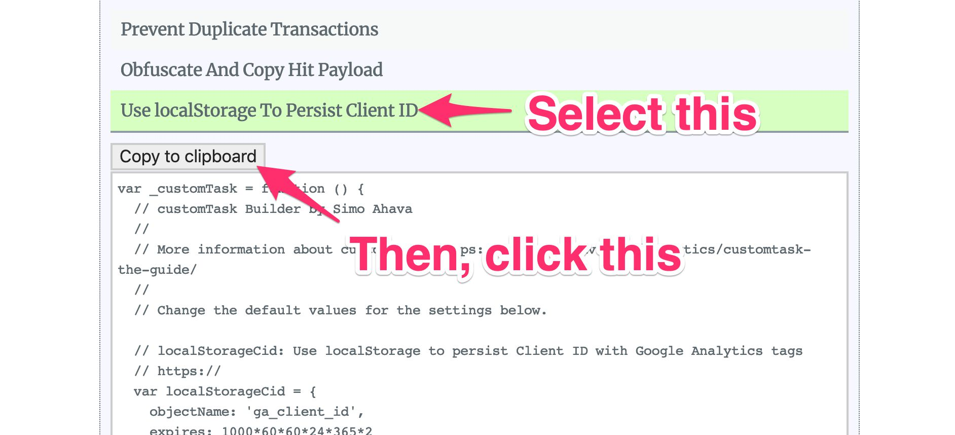 GTMTips: Use localStorage For Client ID Persistence In