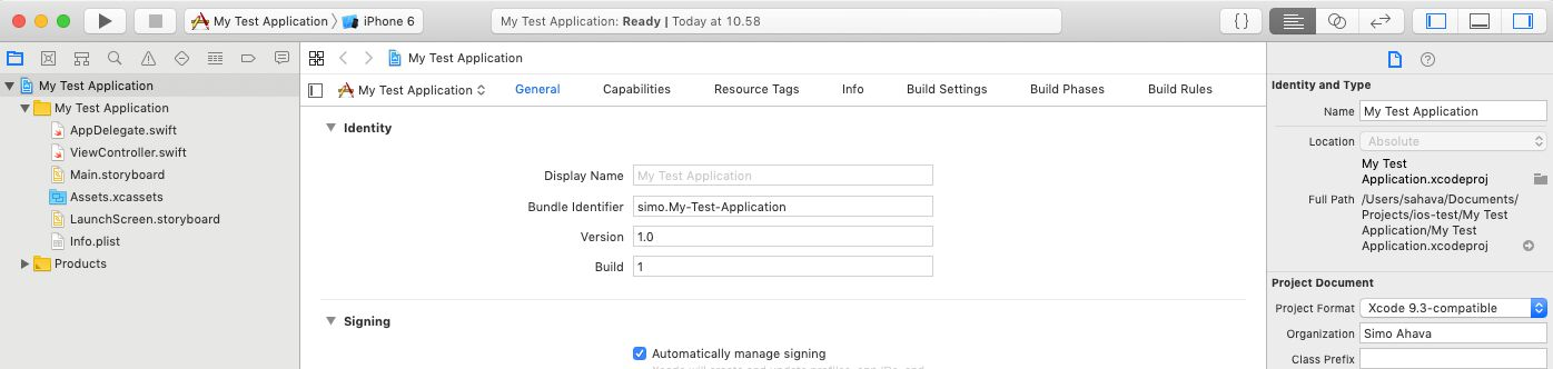 iOS Quickstart With Google Analytics For Firebase And Google